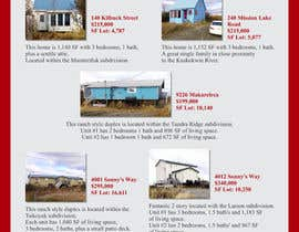 nº 4 pour Homes available for sale in Bethel Alaska par barinix