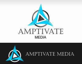 nº 156 pour Design a Logo for Amptivate Media par DipendraBiswasdb