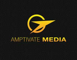 Genshanks tarafından Design a Logo for Amptivate Media için no 168