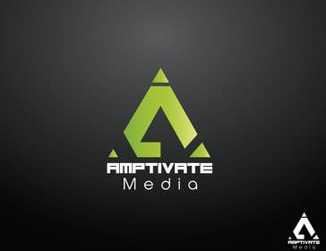 #13 for Design a Logo for Amptivate Media by iffikhan