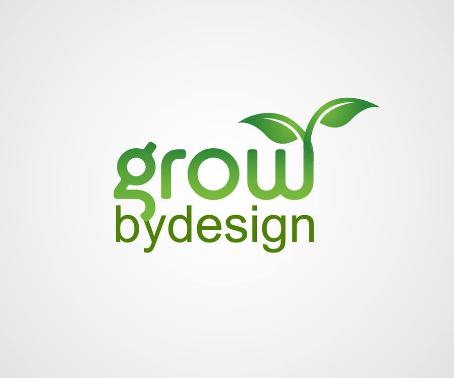 #54 for Design a Logo for Grow By Design by laniegajete