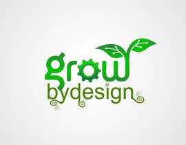 nº 84 pour Design a Logo for Grow By Design par laniegajete