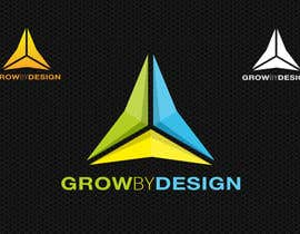 nº 77 pour Design a Logo for Grow By Design par Genshanks