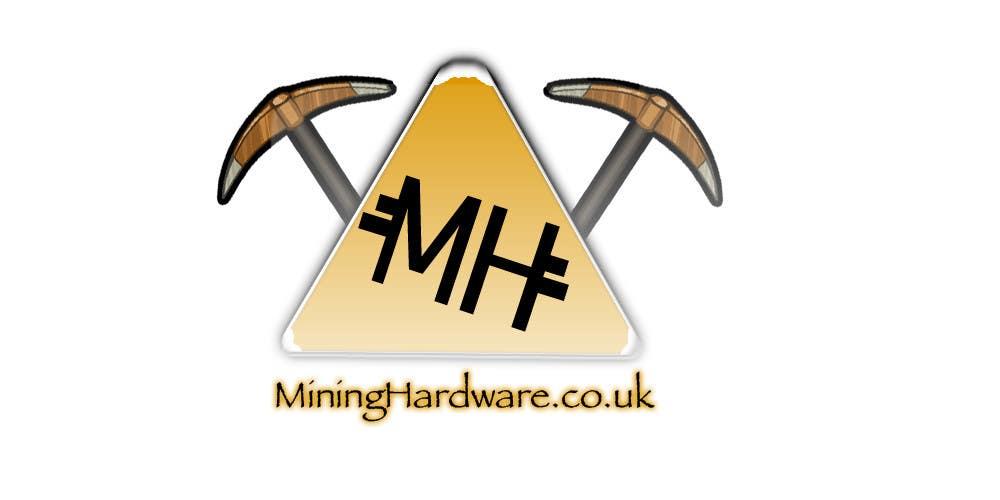 #1 for Design a Logo for Mining Hardware by geraldajonesthe2