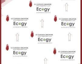 Nro 17 kilpailuun Design company back sticker käyttäjältä AllenBrent03