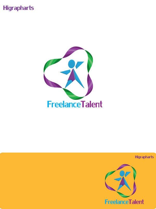Bài tham dự cuộc thi #                                        49                                      cho                                         Design a Logo for Freelancetalent