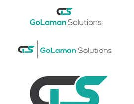 Nro 7 kilpailuun Design a logo for GoLaman Solutions käyttäjältä judithsongavker