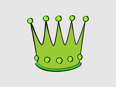 #283 for design / illustrate a crown by galihgasendra