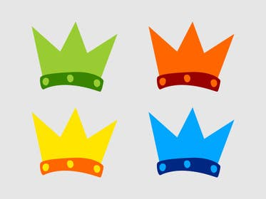#284 for design / illustrate a crown by galihgasendra