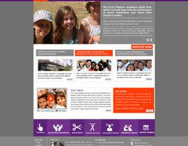 nº 29 pour Design/Create Website for Non-Profit - Commercially Sexually Exploited Children (CSEC) par MagicalDesigner