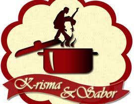 "#51 for Design a Logo for ""K-risma & Sabor"" by luciacrin"