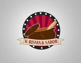 "#25 for Design a Logo for ""K-risma & Sabor"" by tadadat"