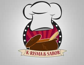 "#56 for Design a Logo for ""K-risma & Sabor"" by tadadat"