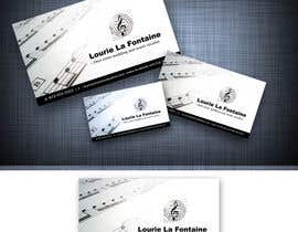 #27 para Design some Business Cards for Event Vocalist por vigneshsmart