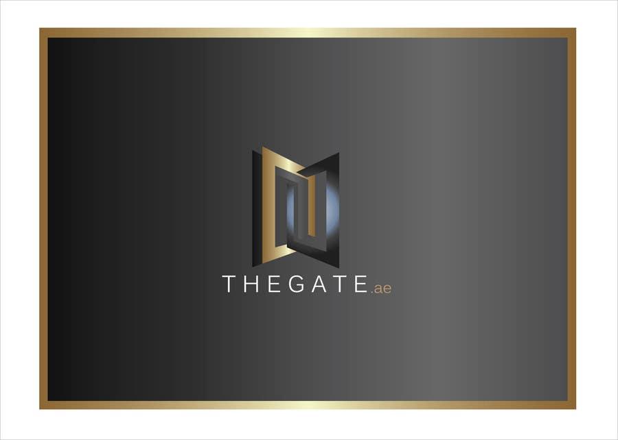 #195 for Design a Logo for Thegate.ae by salehinshafim