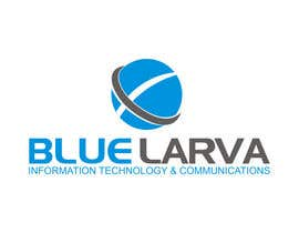 #139 untuk Design a Logo for blue larva company, letterhead and envelope samples. oleh ibed05