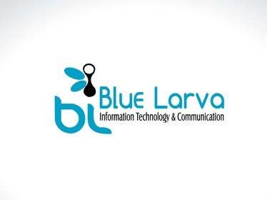 #70 for Design a Logo for blue larva company, letterhead and envelope samples. by tfdlemon