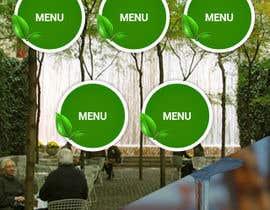 Nro 8 kilpailuun Design a Mobile Restaurant Homepage Mockup käyttäjältä lee800154