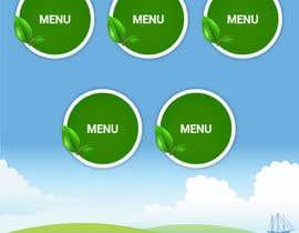 Nro 10 kilpailuun Design a Mobile Restaurant Homepage Mockup käyttäjältä lee800154