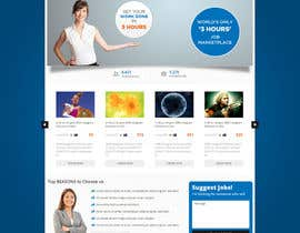 #18 for Need Revamp of a website. by rainbowfeats