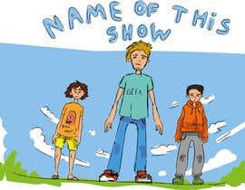 Nro 11 kilpailuun Cartoon Characters Concept Art käyttäjältä octopupus