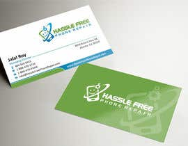 #46 for Design some Business Cards for HassleFree. by ezesol