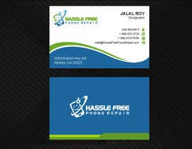 #91 for Design some Business Cards for HassleFree. by mdreyad