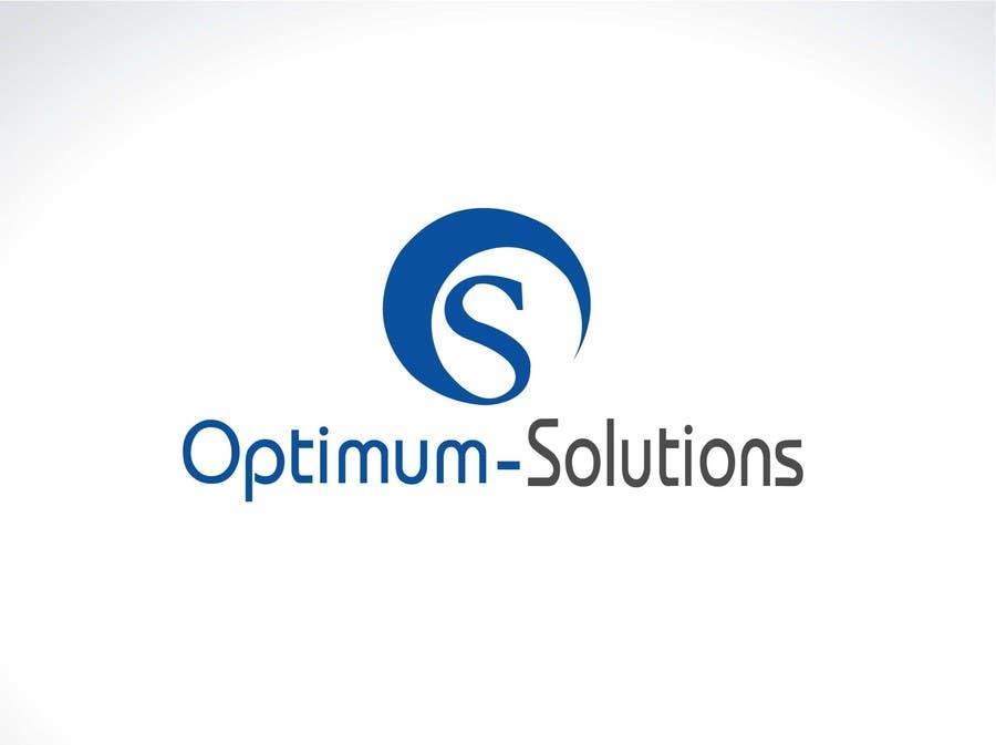 #5 for Design a Logo for OPTIMUM-SOLUTIONS by tfdlemon