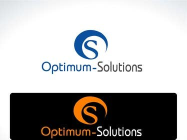 #40 for Design a Logo for OPTIMUM-SOLUTIONS af tfdlemon