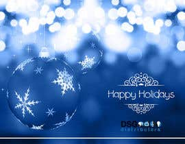 nº 41 pour Design a holiday greeting card par salalaslam