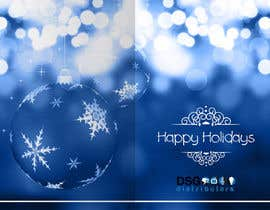 nº 45 pour Design a holiday greeting card par salalaslam