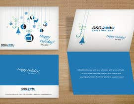 #44 untuk Design a holiday greeting card oleh fabidesign