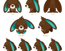 #49 cho Character Design: Combination of a Bunny and a Bear bởi applemoment