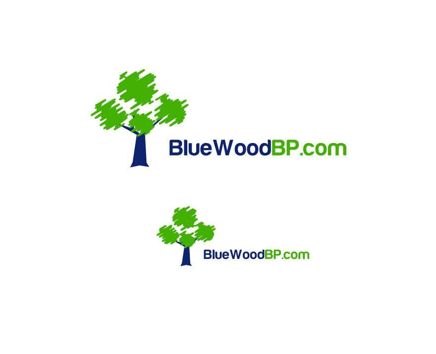 Inscrição nº                                         163                                      do Concurso para                                         Logo For BlueWood BP