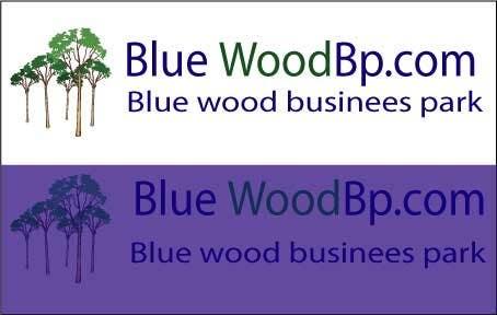 Inscrição nº                                         205                                      do Concurso para                                         Logo For BlueWood BP