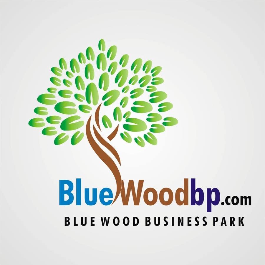 Inscrição nº                                         105                                      do Concurso para                                         Logo For BlueWood BP