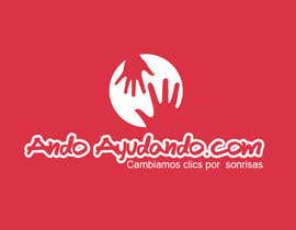 #222 pentru Logo Design for andoayudando.com (a cause marketing social media platform) de către logobddotcom