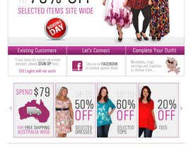 #28 for Design a Banner for front page of website by jramos