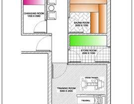 #10 para Design a conversion of garage to living space por indhumathithiru