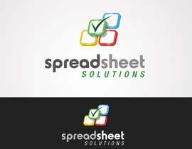 #215 untuk Logo Design for Spreadsheet Solutions (MS Excel Consultants) oleh bagstudio