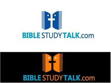 tfdlemon tarafından Design a Logo for BibleStudyTalk.com için no 32