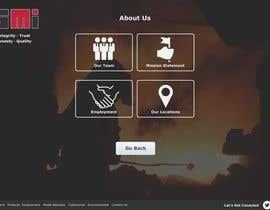 Nro 4 kilpailuun Design a Website Mockup käyttäjältä rhernando