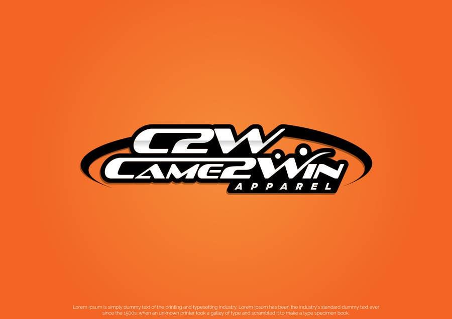 Kilpailutyö #375 kilpailussa Came2Win business logo