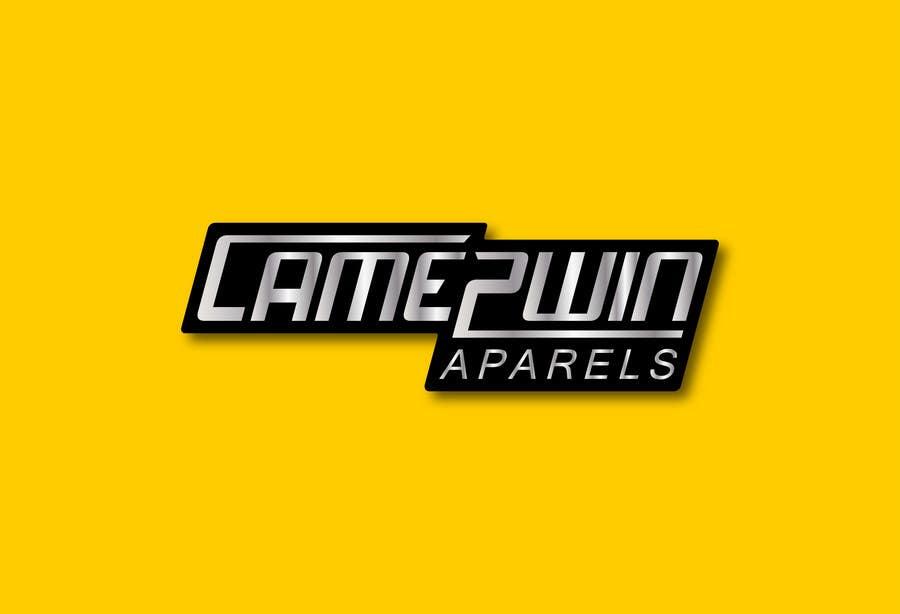 Kilpailutyö #369 kilpailussa Came2Win business logo