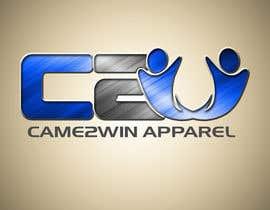 Nro 320 kilpailuun Came2Win business logo käyttäjältä parrajg17