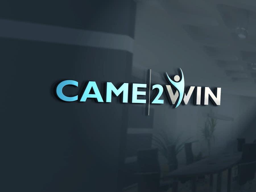 Kilpailutyö #135 kilpailussa Came2Win business logo
