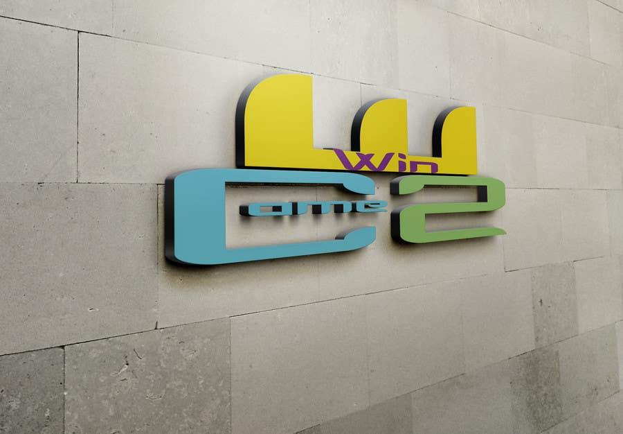 Kilpailutyö #119 kilpailussa Came2Win business logo