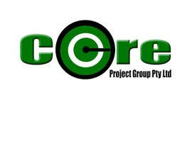 #127 for Logo Design for Core Project Group Pty Ltd by jojohf