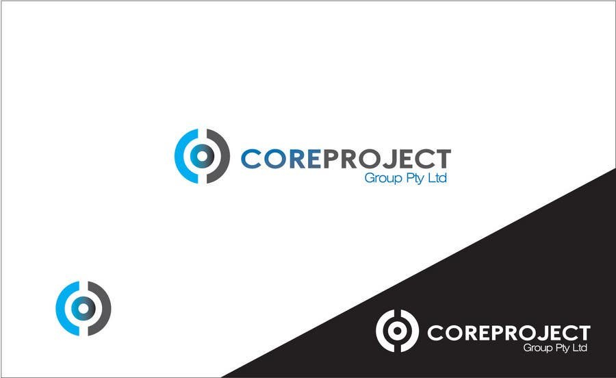 Contest Entry #                                        204                                      for                                         Logo Design for Core Project Group Pty Ltd