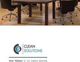 Nro 3 kilpailuun Design a Brochure - Cleaning Company käyttäjältä adrieng
